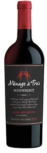 Menage A Trois Midnight Dark Red Blend 750ml